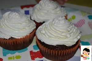 muffins con frosting 1